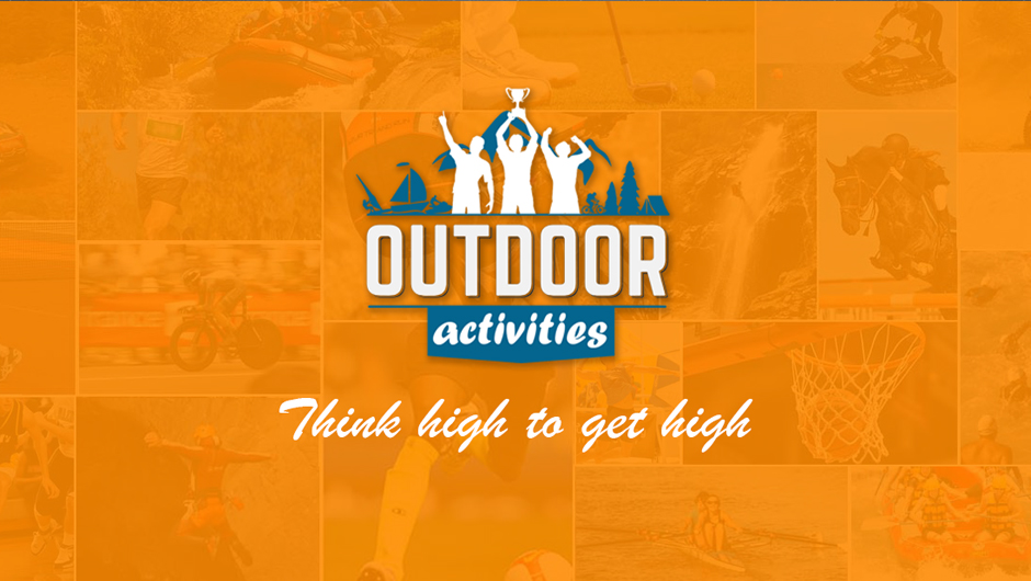 Outdoor-Activities - banner Creation